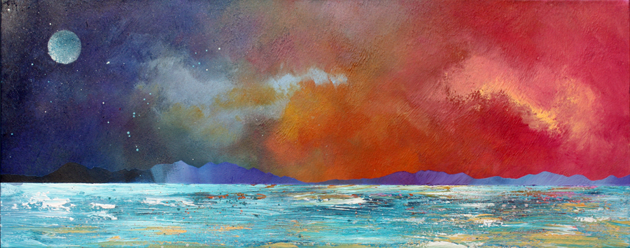 Artists Who Paint Loch Ness